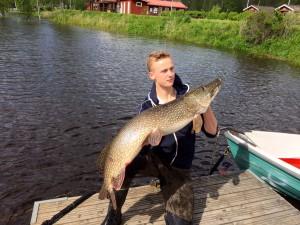 Gädda (Erik Sandelin)14.1 Kg